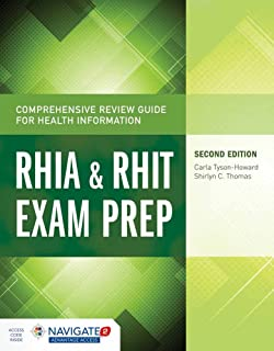 professional review guide for the rhia and rhit examinations 2017 rh amazon com RHIT Exam Flashcards RHIT Exam Flashcards