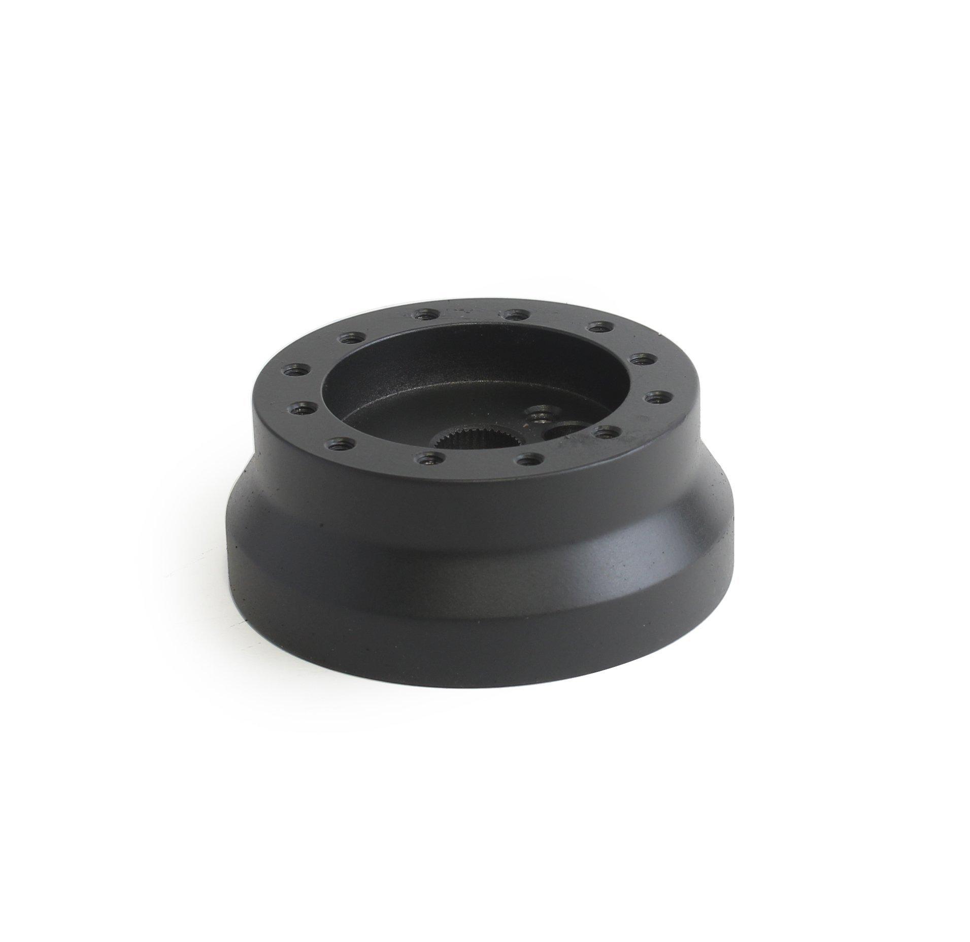 6 Hole .5'' Steering Wheel Adapter Aftermarket/GM Splines
