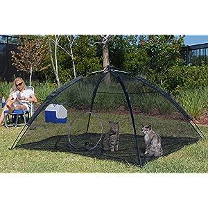 Generic ABO Gear Happy Habitat Cat Patio Outdoor Enclosure Cage 7