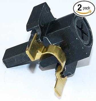2 PACK 147097-09 DeWalt Brush Holder W// Brush /& Cap   Replaces 147097-05