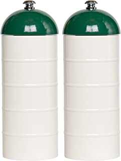 "product image for Fletchers Mill 7"" Silo Salt & Pepper Mill Set"