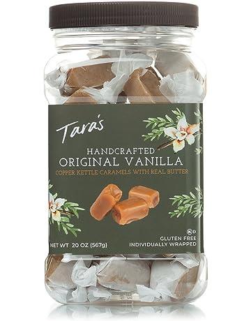 Taras Original With Madagascar Vanilla Caramels, 20 Ounce
