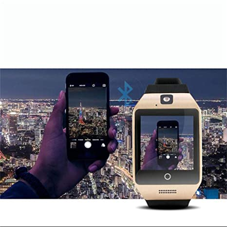 Amazon.com: Smart Watch,WoCoo Bluetooth Photography Smartwatch Phone with Call SMS SNS Remind Touch Screen Compatible Android iOS: Kitchen & Dining