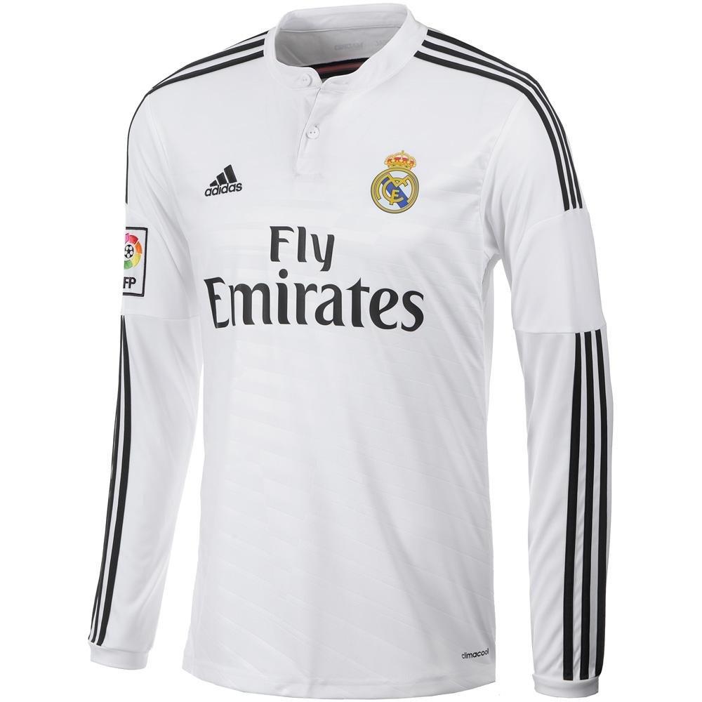Real Madrid Home L S Trikot 2014 2015