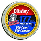 Daisy Outdoor Products 987780-446 0.177 500 Count Hollow Point Pellets, Silver, 4.5 mm
