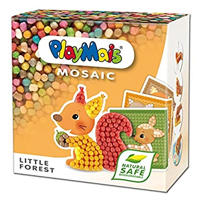 PlayMais Mosaic Little Forest: Toys & Games