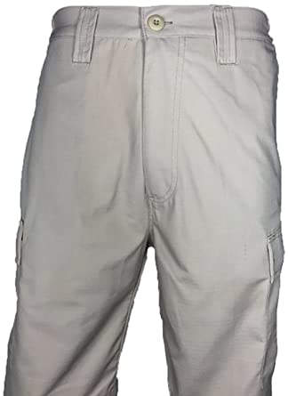 Mafoose Mens Poly Cotton Ripstop Cargo Shorts | Amazon.com