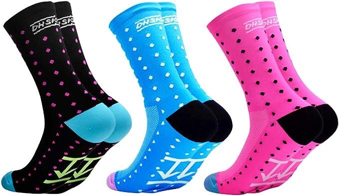 Amazon.com: VWU - Calcetines deportivos para hombre, para ...