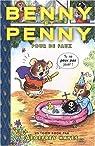 Benny et Penny : Pour de faux : Edition anglais-français par Hayes
