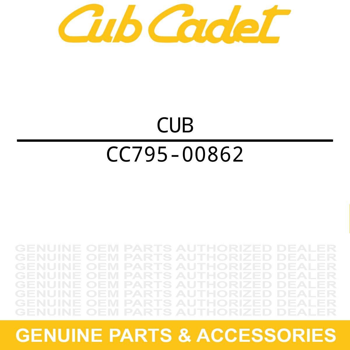 MTD 795-00862 Bar Crfstmn 18 Inch 795-00278 Cub Cadet Troy-Bilt 795-00278