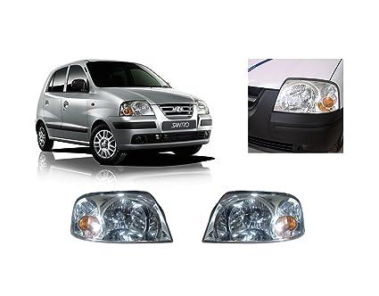 Depon Hyundai Santro Xing Headlight Assembly Right Side