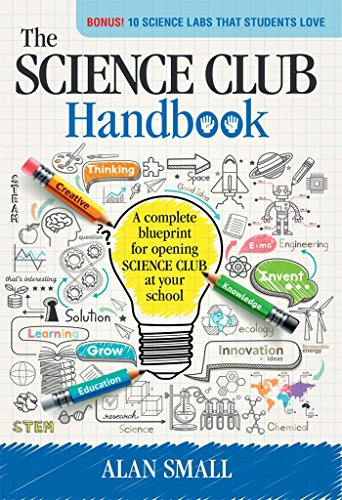 Amazon the science club handbook the complete blueprint for the science club handbook the complete blueprint for opening science club at your school by fandeluxe Gallery