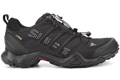 7ac78a7c5d9 Amazon.com | Adidas Terrex Swift R Gtx W Black / Vista Grey / Power ...
