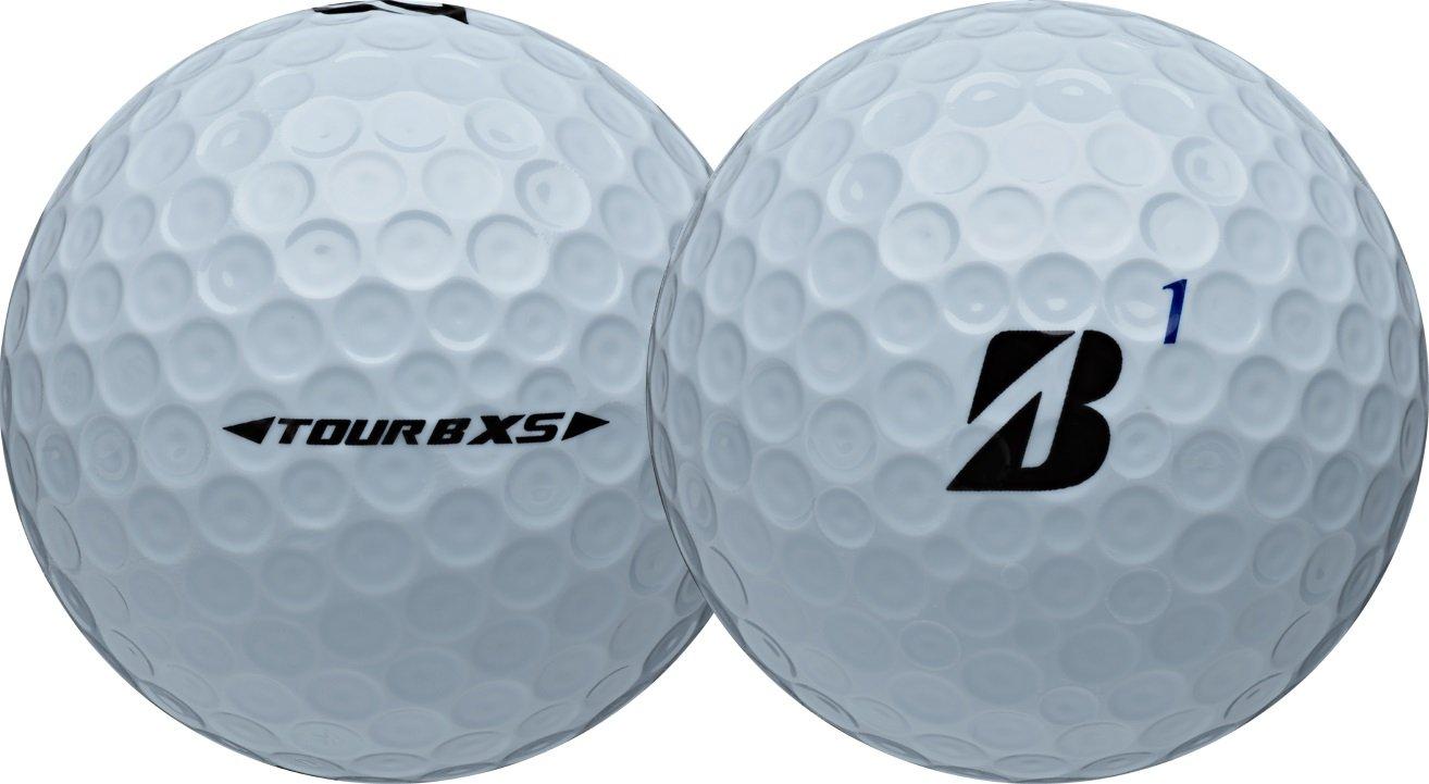 Bridgestone Tour B XS Golf Balls White Sleeve