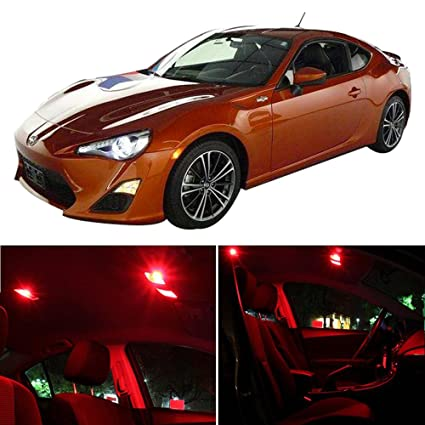 Amazon Com Cciyu 6x Replacement Fit For Scion Fr S Frs 2013 Up