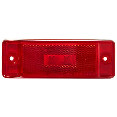 Grote 47352 Red SuperNova Sealed Turtleback II LED Clearance Marker Light: Automotive