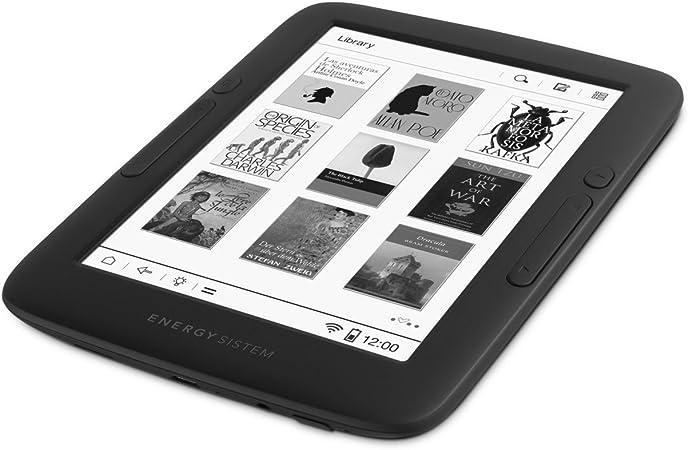 Energy Sistem Pro+ - Lector de eBooks (pantalla táctil de 6