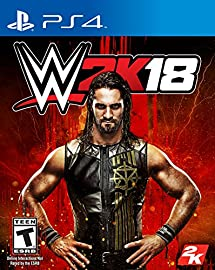 WWE 2K18 - PS4 [Digital Code]