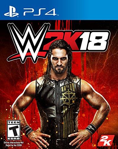 61UddeN1EYL - WWE-2K18-PlayStation-4