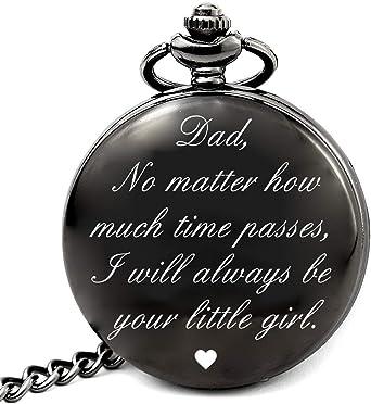 Amazon.com: Regalo de cumpleaños para papá de Daughter ...