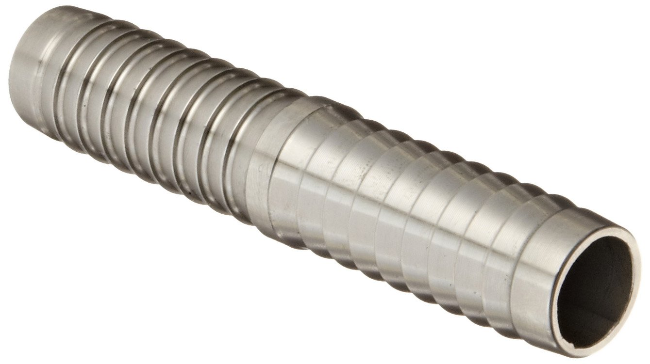 Dixon RDM6 Stainless Steel 316 Shank//Water Fitting Mender 3//4 Hose ID Barbed 4-1//32 Length