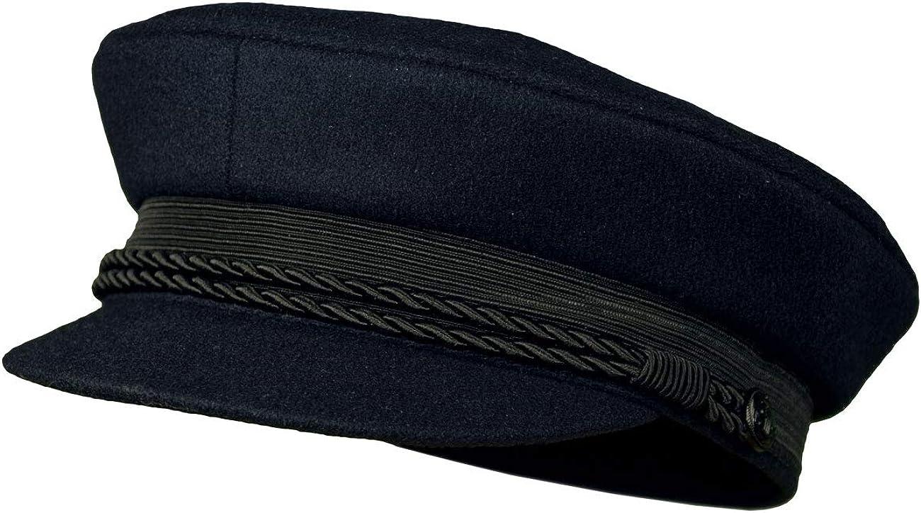 Balke Elbsegler Tuch Teflon - Gorra de Marino para hombre - azul ...
