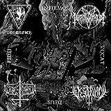 Wormreich / Diabolus Amator / Gravespawn Infirmos Vocat Deus Fidei (Cd)