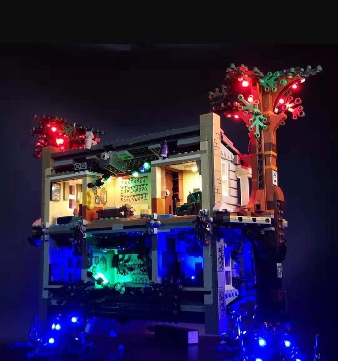 LED Lighting Kit for Lego 75810 Stranger Things The Upside Down