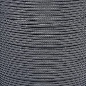 PARACORD PLANET 550 Cord Type III 7 Strand Paracord 50 Foot Hank - Grey
