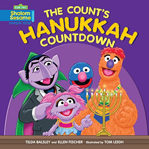 The Count's Hanukkah Countdown (Shalom Sesame)]()