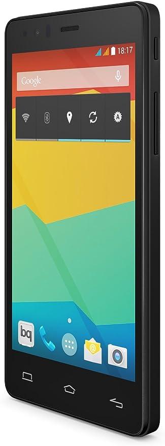 BQ Aquaris E5 HD - Smartphone Libre Android (Pantalla 5