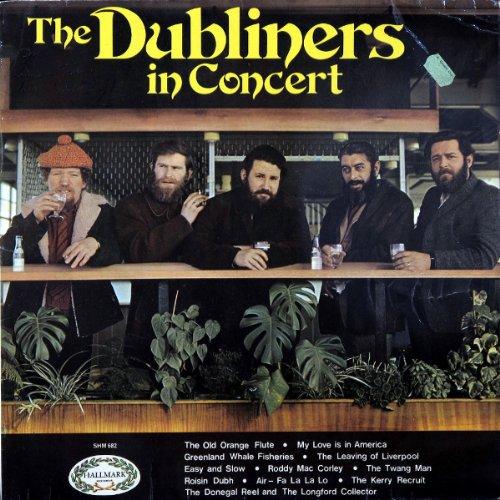 The Dubliners - In Concert  Vinyl Record [vinyl-Lp] - Zortam Music