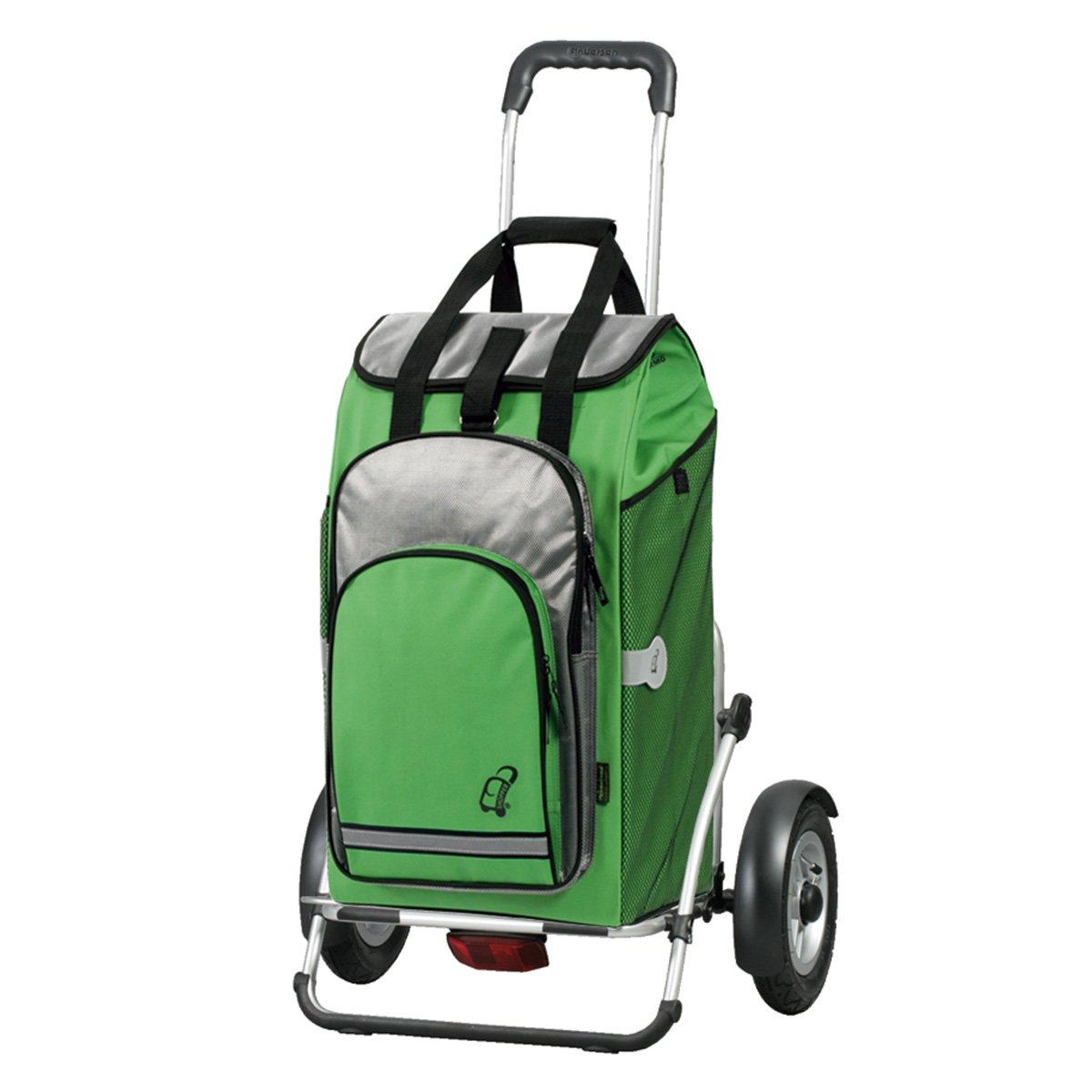 Compartimento Termico Andersen Bolsa Fado Verde para Carro de Compra Volumen 72L