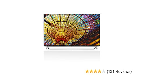 LG Electronics 65UB9500 65-Inch 4K Ultra HD 120Hz 3D LED TV (2014 Model)