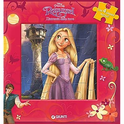 Rapunzel Lintreccio Della Torre Libro Puzzle Ediz A Colori