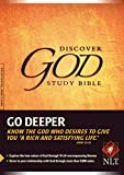 The Discover God Study Bible NLT