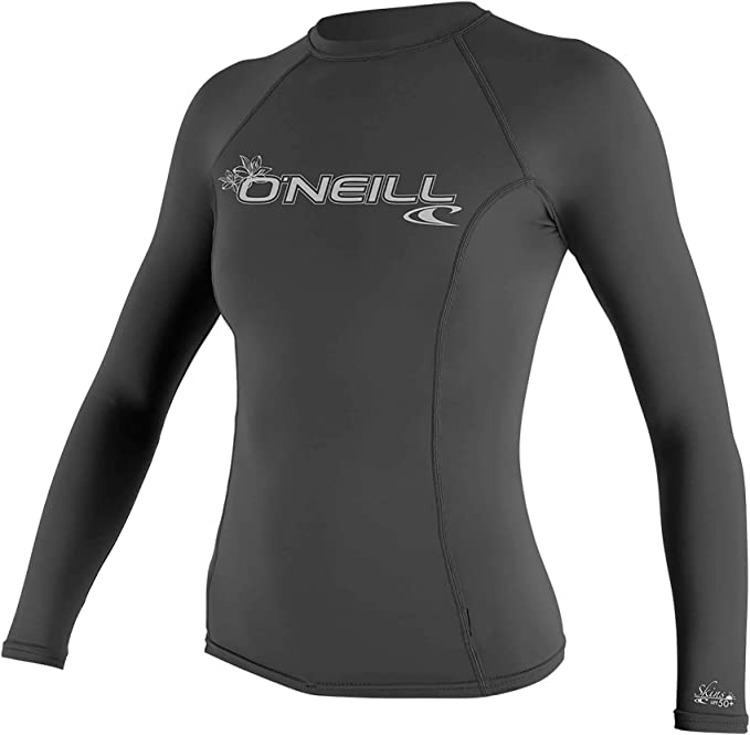 ONEILL WETSUITS ONeill Basic Skins UPF 50+ - Camiseta de Manga Larga para Mujer: Amazon.es: Deportes y aire libre