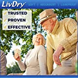 Incontinence Booster Pads by LivDry | Extra