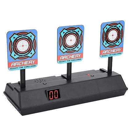 646d93472 Amazon.com: Electric Score Bullet Target Toy,Kids Toy Gun Electric ...