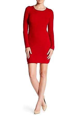 809a92ae4375 Amazon.com: Theory Women's Jiya Cashmere Sweater Dress (Large, Fiery ...