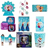Disney Frozen Ultimate 9 Piece Bathroom Accessories Set