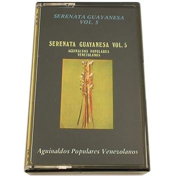 Aguinaldos Populares Venezolanos - Serenata Guayanesa Vol. 5 - Amazon.com Music