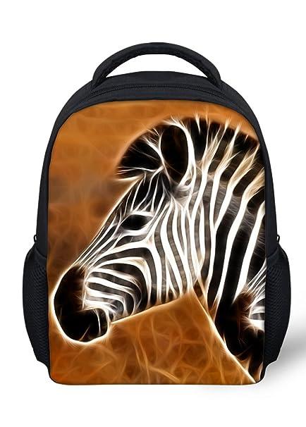 63588793a558 Amazon.com | Baby Boys Girls Mini Bag Cool Zebra Print Toddler Kids ...
