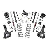 """Rough Country 6"""" Lift Kit Fits 2009-2018 [ Dodge ] Ram 1500 2WD Suspension System 32230 Suspension System"""