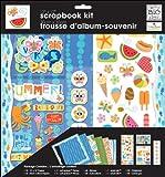 me & my BIG ideas 12-Inch by 12-Inch Scrapbook Page Kit, Ellen Krans Summer