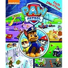 Nickelodeon Paw Patrol First Look and Find® by Phoenix International Publications (2015-06-29)