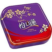 怡口莲 巧克力味夹心太妃糖 经典原味 384g