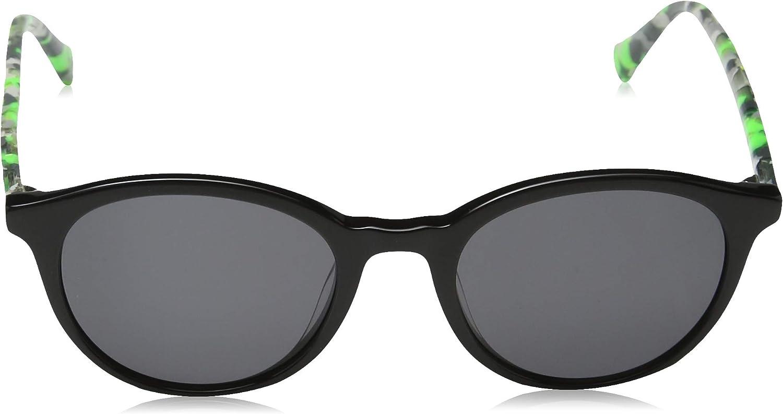 Multicolour Black//Smoke//Multicolor 47.0 Puma Unisex Kids/' Junior Sunglasses