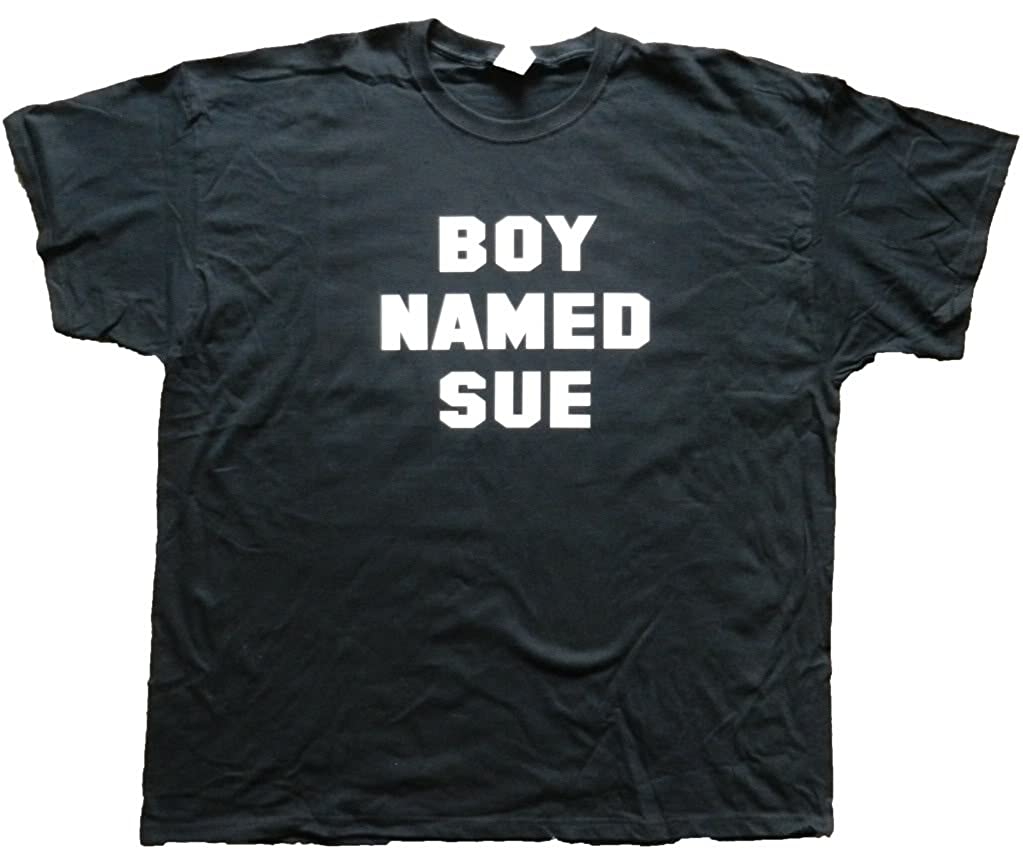 Amazon com boy named sue ryan dunn jackass memorial adult t shirt medium black clothing