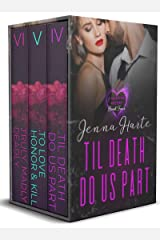 Valentine Mystery Boxed Set Books 4-6: A Sexy Mystery Series with Romance Kindle Edition